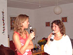 Apollo 59 Housewarming - Nanda en Cindy